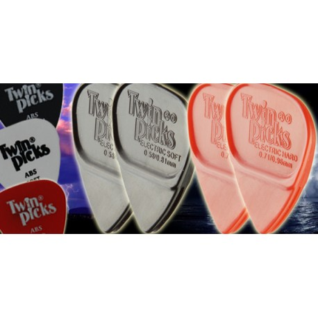 electric mix pack guitar picks