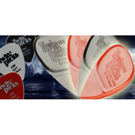 electric hard pack guitar picks